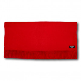 Gretna Green Cashmere Stole. 100% Wool - Rouge
