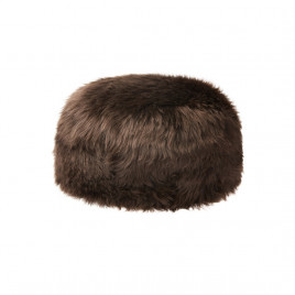 Hortons Kelmarsh Ladies Sheepskin Hat - Brown