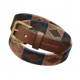 Pampeano Polo Belt  'Jefe'