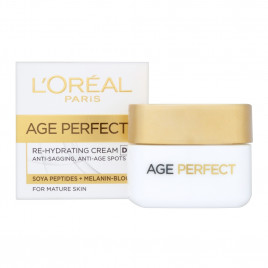 L'Oréal Age Perfect Re-Hydrating Eye Cream - 15ml