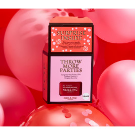 Nails Inc - Throw More Parties Surprise Nail Polish Gift