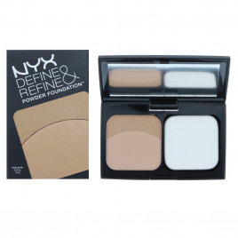 NYX Define & Refine Powder Foundation Sand 9.5G