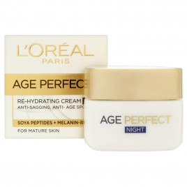 L'Oreal - Perfect Re-Hydrating Night Cream (50ml)