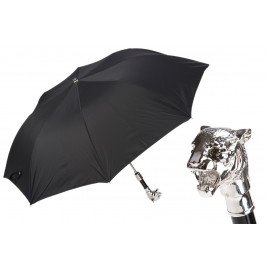Pasotti Umbrella  Tiger Handle (includes gift box)