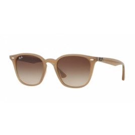 Ray-Ban RB4258 Sunglasses - Light Brown