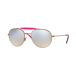 Ray-Ban Pink Bridge Aviator Sunglasses
