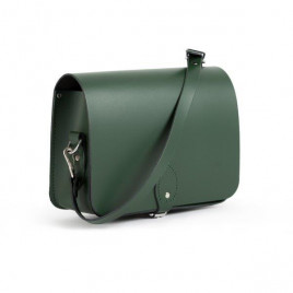 Gweniss Riley Saddle Bag - Bottle Green