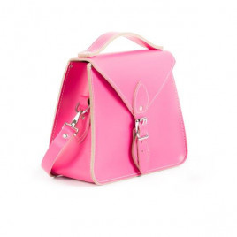 Gweniss Esme Crossbody Bag - Bright Pink