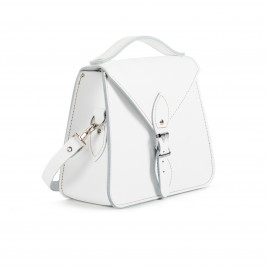 Gweniss Esme Crossbody Bag - White