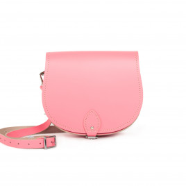 Gweniss Avery Saddle Bag - Pastel Pink