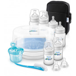 Philips Avent Classic Bottle Feeding Essentials Set