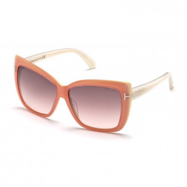Tom Ford 'Irina' Sunglasses - Pink