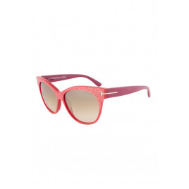Tom Ford 'Saskia' Sunglasses - Pink