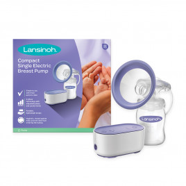 Lansinoh - Compact Single Electric Breast Pump
