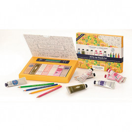 L'Occitane x Caran D'Ache - All By My Hands Set