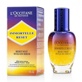 L'Occitane - Immortelle Overnight Reset Serum (30ml)