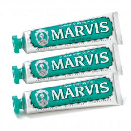 Marvis - Toothpaste Classic Strong Mint (85ml) 3 Pack