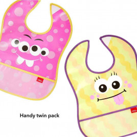 Nuby - Catch All Bib (2 pack)