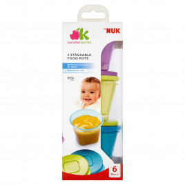 NUK - Stackable Food Pots