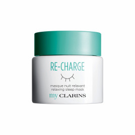 Clarins RE-CHARGE Relaxing Sleep Face Mask (50ml)