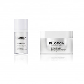Filorga Full Meso Mask (50ml) + Optim-Eyes Contour Cream TESTER (15ml) Set