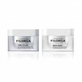 Filorga Full Meso Mask (50ml) + Time Filler Absolute Wrinkle Correction Cream (50ml TESTER) Set