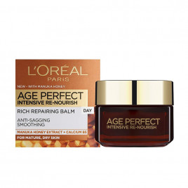 L'Oreal Paris Age Perfect Rich Repairing Day Cream with Manuka Honey - 50ml