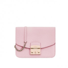 Furla Metropolis Small Shoulder Bag in Camelia E