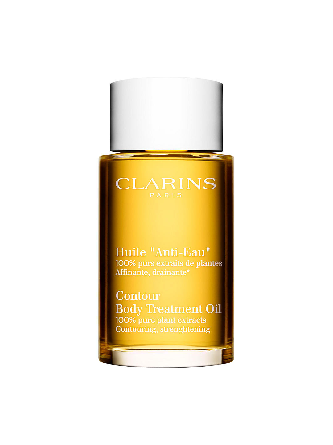 "Clarins Contour Body Treatment Oil ""Contouring/Strengthening"" in 100 ml"