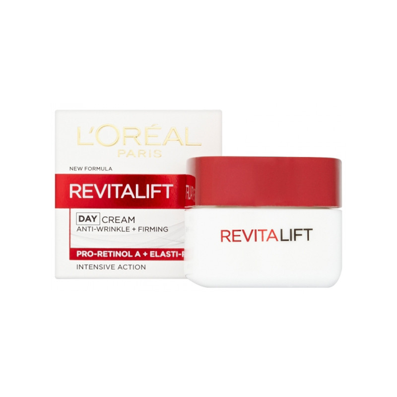 L'Oréal Paris Revitalift Anti Wrinkle Firming Day Cream - 50ml