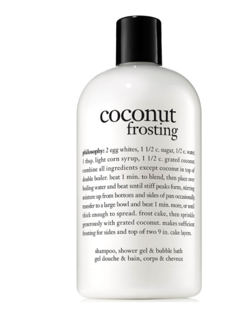 Philosophy Coconut Frosting 3 In 1 Shampoo 480ml