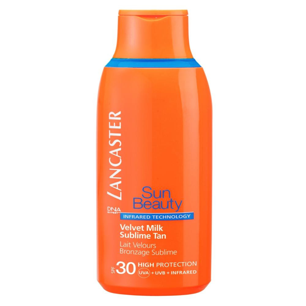 Lancaster Sun Beauty Velvet Milk Face & Body - SPF 30 - 175ml