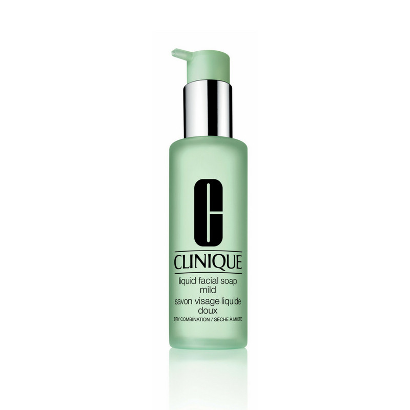 Clinique Liquid Facial Soap Mild for Dry/Combination Skin - 200ml